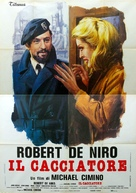 The Deer Hunter - Italian Movie Poster (xs thumbnail)