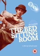 The Bed Sitting Room - British DVD cover (xs thumbnail)