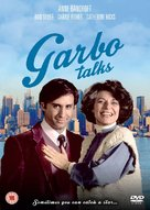 Garbo Talks - British DVD movie cover (xs thumbnail)