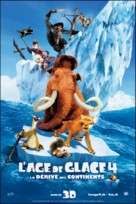 Ice Age: Continental Drift - Swiss Movie Poster (xs thumbnail)
