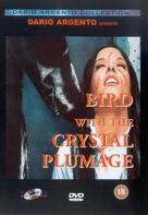 L'uccello dalle piume di cristallo - British Movie Cover (xs thumbnail)