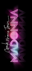 Madonna: The Confessions Tour Live from London - Logo (xs thumbnail)