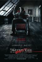 Sweeney Todd: The Demon Barber of Fleet Street - British Movie Poster (xs thumbnail)