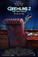 Gremlins 2: The New Batch - Theatrical movie poster (xs thumbnail)