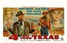 4 for Texas - Belgian Movie Poster (xs thumbnail)