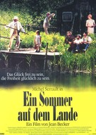 Enfants du marais, Les - German Movie Poster (xs thumbnail)