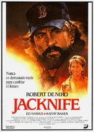 Jacknife - Spanish Movie Poster (xs thumbnail)