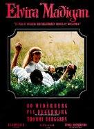 Elvira Madigan - French Movie Poster (xs thumbnail)