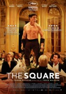 The Square - Argentinian Movie Poster (xs thumbnail)
