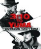 3:10 to Yuma - Swiss Movie Poster (xs thumbnail)