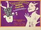 Funny Girl - British Theatrical poster (xs thumbnail)