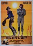The Frisco Kid - Italian Movie Poster (xs thumbnail)