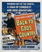 Back to God's Country - Movie Poster (xs thumbnail)