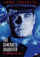 The General's Daughter - DVD cover (xs thumbnail)