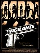 Vigilante - French Movie Poster (xs thumbnail)