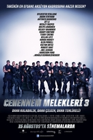 The Expendables 3 - Turkish Movie Poster (xs thumbnail)