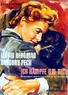 Spellbound - German Movie Poster (xs thumbnail)