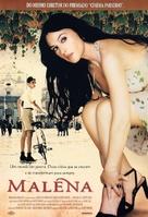 Malèna - Brazilian Movie Poster (xs thumbnail)