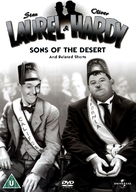 Sons of the Desert - British DVD cover (xs thumbnail)