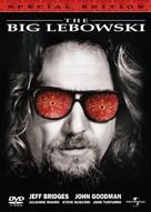 The Big Lebowski - Swedish DVD movie cover (xs thumbnail)