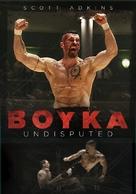 Boyka: Undisputed IV - Swedish Movie Cover (xs thumbnail)