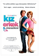 It's a Boy Girl Thing - Turkish Movie Poster (xs thumbnail)