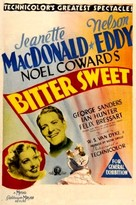 Bitter Sweet - Australian Movie Poster (xs thumbnail)