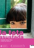 La teta asustada - Swiss DVD cover (xs thumbnail)