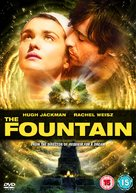 The Fountain - British Movie Cover (xs thumbnail)