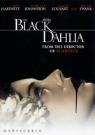 The Black Dahlia - DVD cover (xs thumbnail)