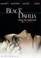 The Black Dahlia - DVD movie cover (xs thumbnail)