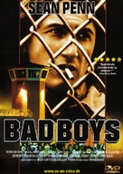 Bad Boys - Danish Movie Cover (xs thumbnail)