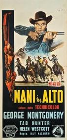 Gun Belt - Italian Movie Poster (xs thumbnail)