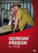 """Okresni prebor"" - Czech DVD movie cover (xs thumbnail)"