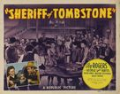 Sheriff of Tombstone - Movie Poster (xs thumbnail)