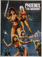 She Wolves of the Wasteland - Movie Poster (xs thumbnail)
