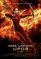 The Hunger Games: Mockingjay - Part 2 - Slovenian Movie Poster (xs thumbnail)