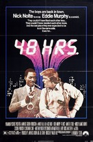 48 Hours - Movie Poster (xs thumbnail)