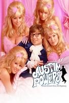 Austin Powers: International Man of Mystery - DVD movie cover (xs thumbnail)