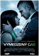 In Time - Slovak Movie Poster (xs thumbnail)