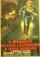 Eyewitness - Italian Movie Poster (xs thumbnail)