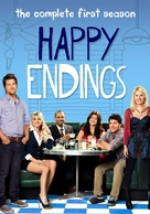 """Happy Endings"" - DVD cover (xs thumbnail)"