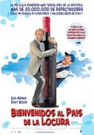 Bienvenue chez les Ch'tis - Argentinian Movie Poster (xs thumbnail)