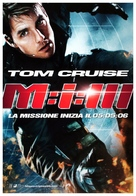 Mission: Impossible III - Italian Movie Poster (xs thumbnail)