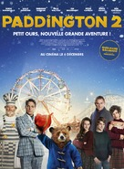 Paddington 2 - French Movie Poster (xs thumbnail)
