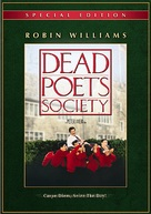 Dead Poets Society - DVD movie cover (xs thumbnail)