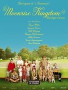 Moonrise Kingdom - Italian Movie Poster (xs thumbnail)