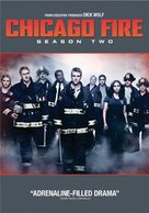 """Chicago Fire"" - DVD cover (xs thumbnail)"