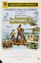 The Adventures of Huckleberry Finn - Re-release poster (xs thumbnail)