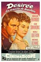Desirée - Argentinian Movie Poster (xs thumbnail)
